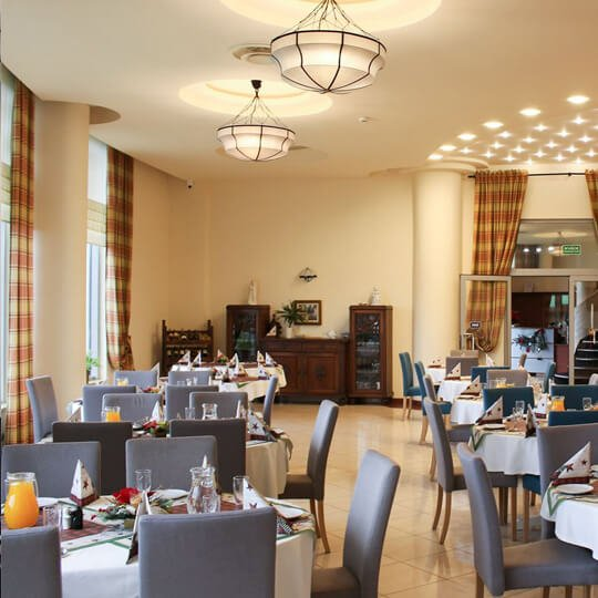 Restauracja - Hotel Jan Sander